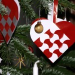 Danish Yule Heart (Julhjarta)