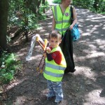 Storeton Wood Litter Pick