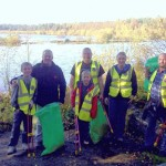 Guardians Litter Pick