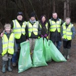Delamere Litter Pick.