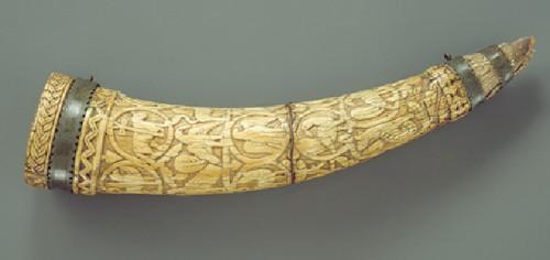 Preparing A Ritual Drinking Horn A Folk Recipe Of Sorts