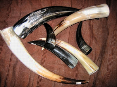 Preparing a Ritual Drinking Horn: A folk recipe of sorts