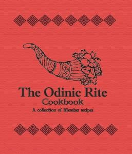 The Odinic Rite Cookbook