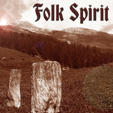 Folk Spirit Cover Front