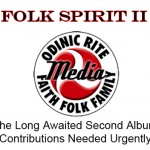 Folk Spirit II – Announcement